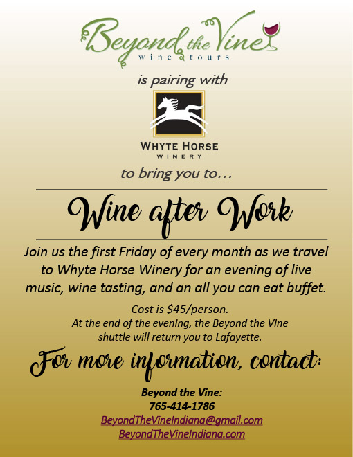 Wine After Work Event